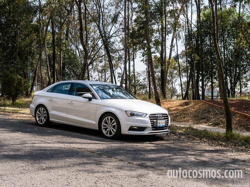 Audi A3 sedán 2014