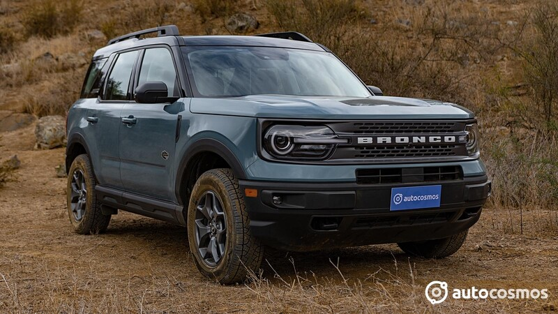 Ford Bronco Sport 2021 - Test Drive