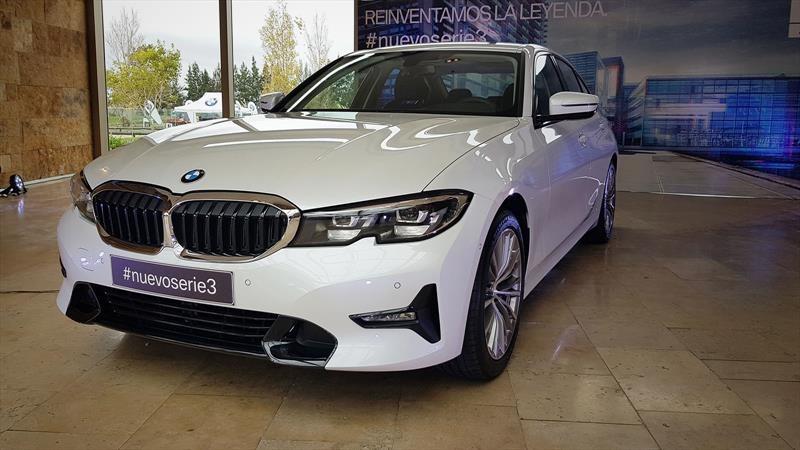 Lanzamiento BMW Serie 3 en Argentina