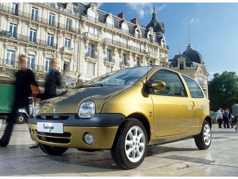 Top 10: Renault Twingo