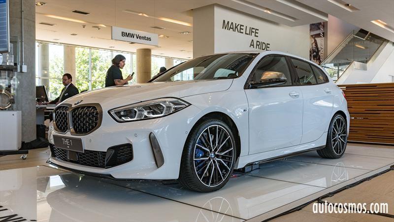 BMW Serie 1 2020, lanzamiento en Chile