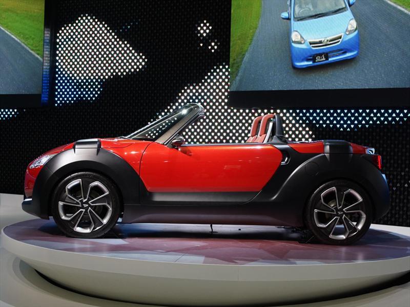 Daihatsu D-X Concept  Salón de Tokio 2011
