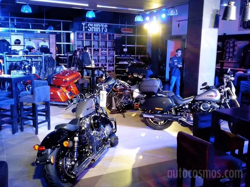 Harley-Davidson Esmeralda