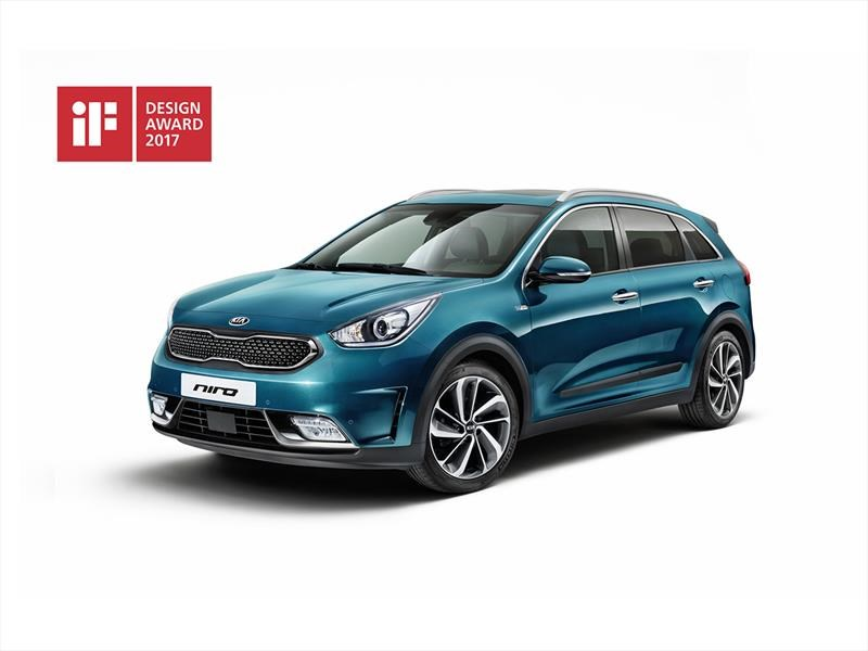 Kia Niro - iF Design Awards