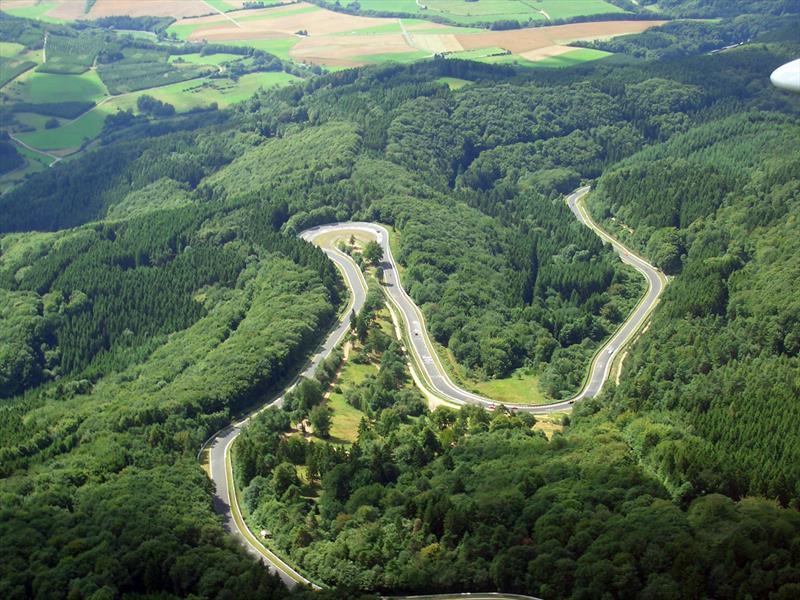 Nürburgring, el primer récord