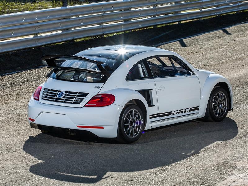 Volkswage Beetle GRC 2015
