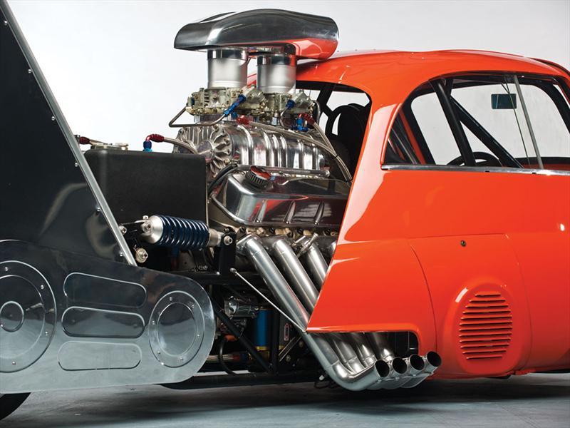 BMW Isetta V8 Dragster
