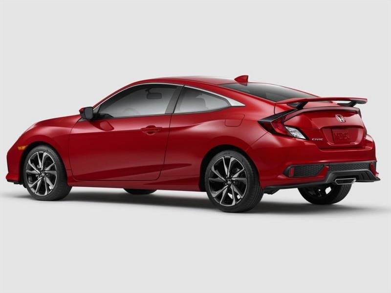 Honda Civic Si 2018