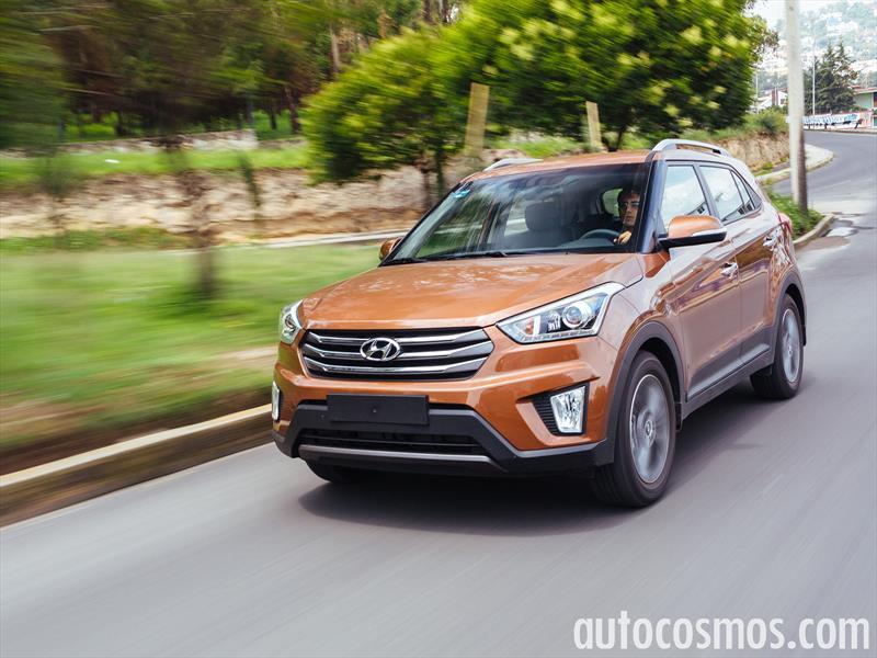 Hyundai Creta a prueba