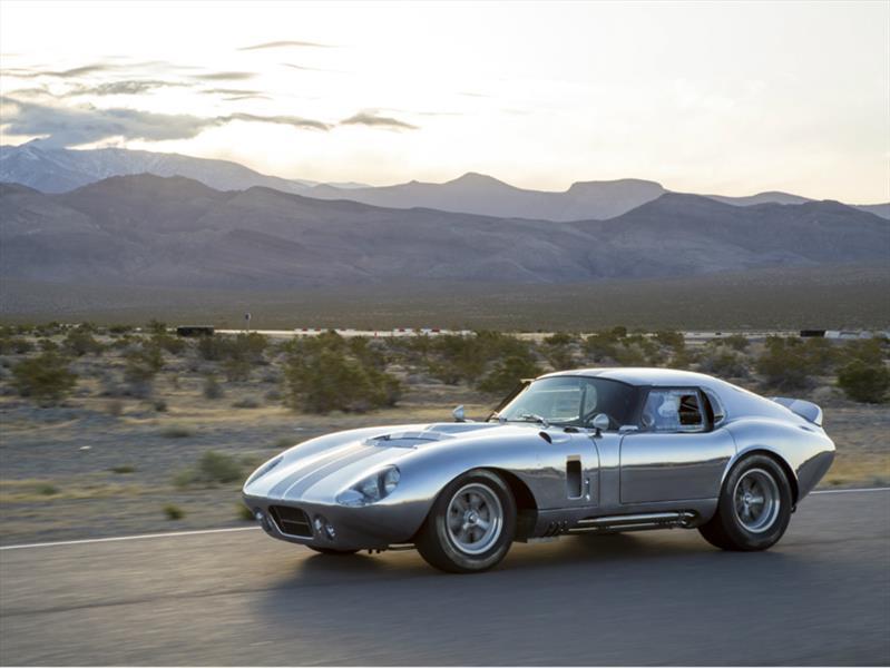 Shelby Cobra Daytona Coupé 50th Anniversary