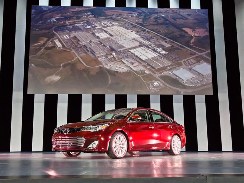 Toyota Avalon 2013 en Nueva York