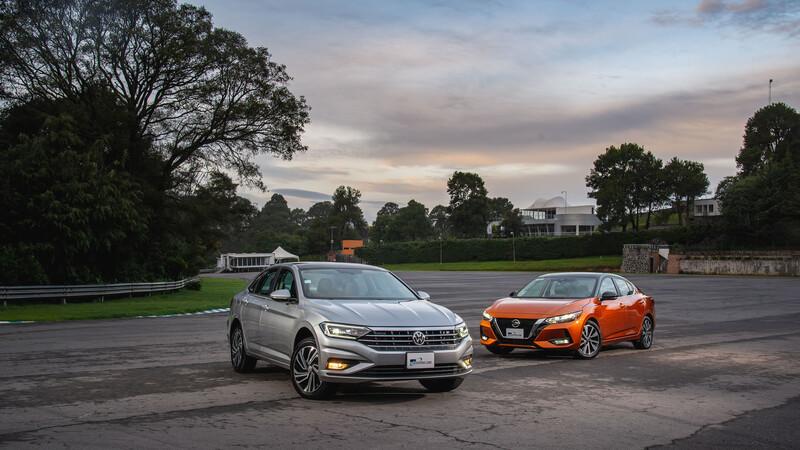 Volkswagen Jetta vs Nissan Sentra
