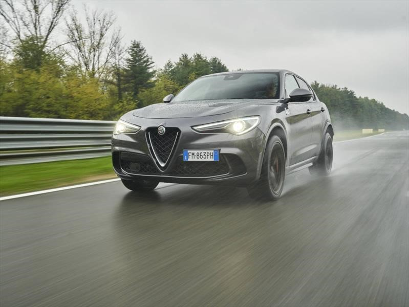 Alfa Romeo Stelvio Primer contacto en Italia