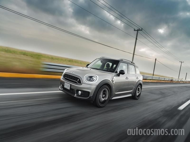 MINI Countryman PHEV 2018