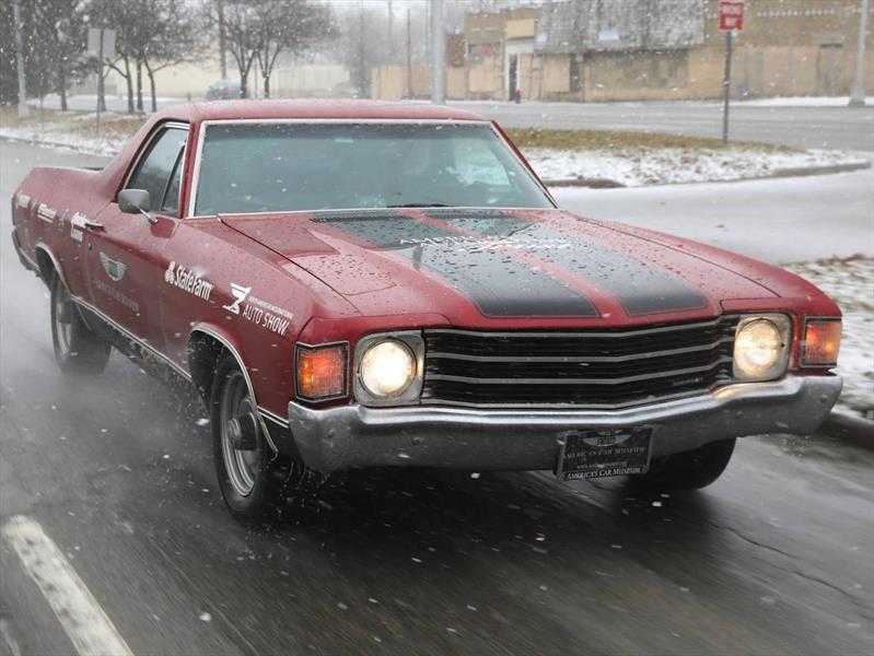 Chevrolet El Camino 1972