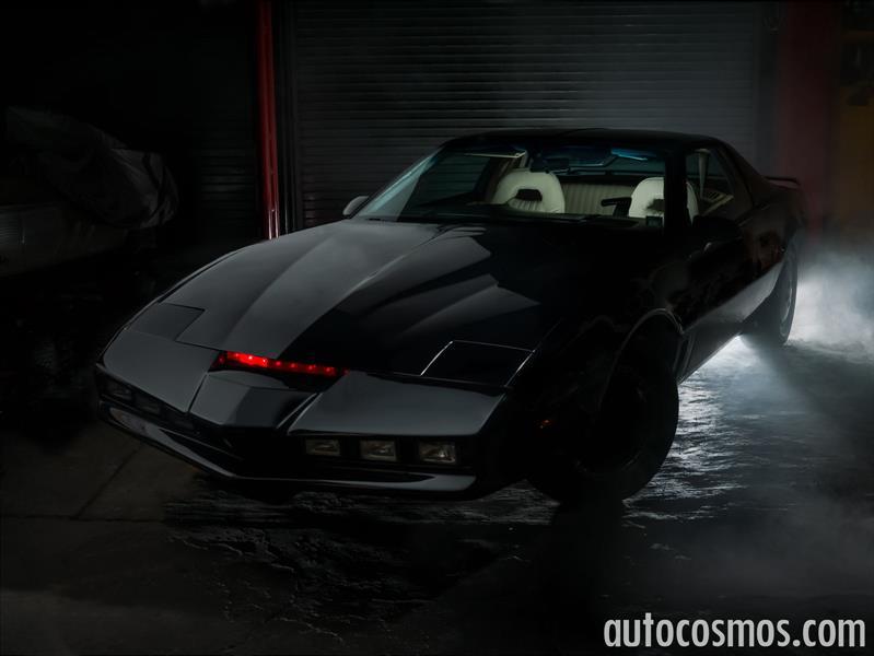 KITT, el auto fantástico