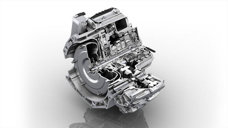Range Rover Evoque con caja de 9 cambios