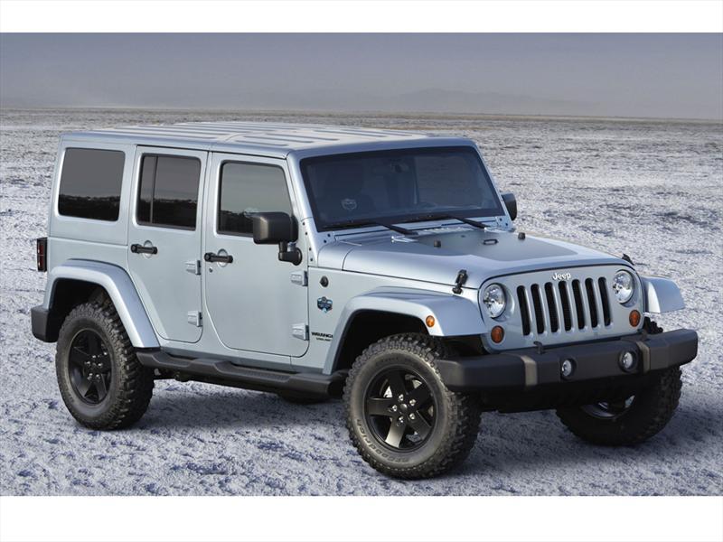 Jeep Wrangler Artic 2012