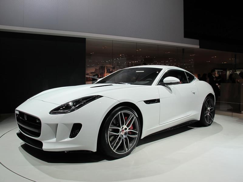 Jaguar F-Type Coupé 2015