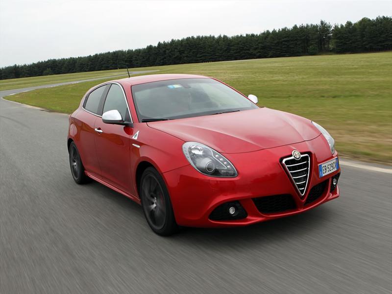 Alfa Romeo Giulietta a prueba