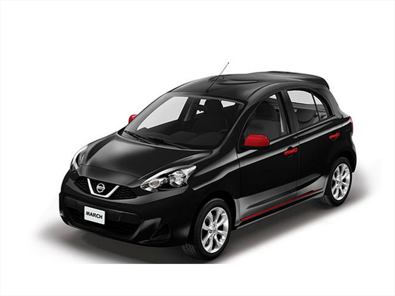 Nissan March Unlimited 2016