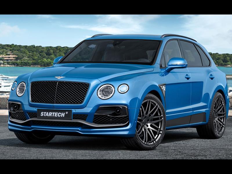 Bentley Bentayga por Startech