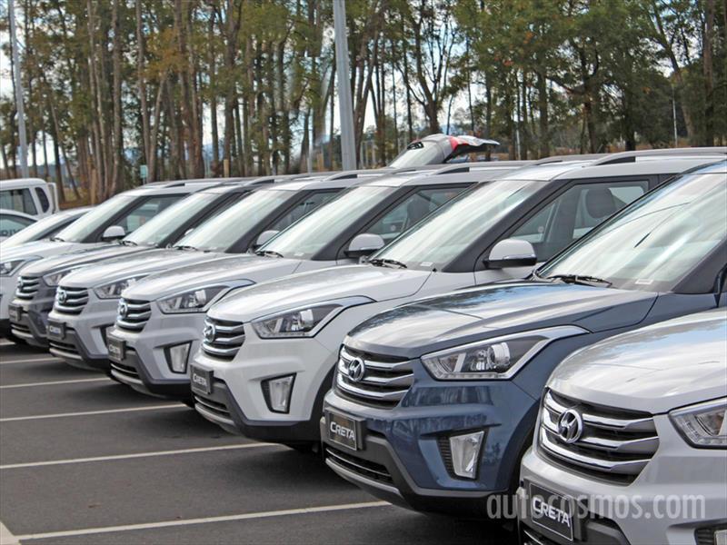 Hyundai Creta Lanzamiento en Chile