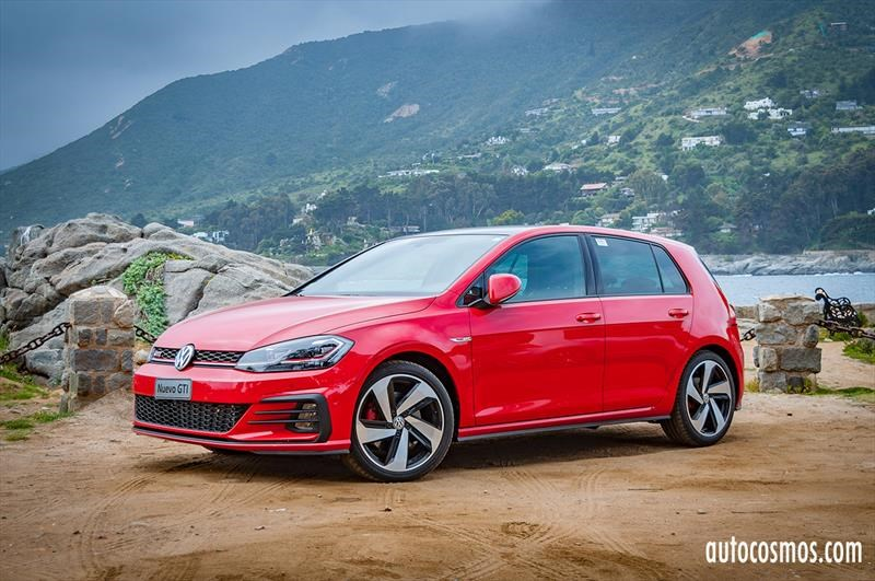 VW Golf y GTI MK7 FL 2018 - Lanzamiento Chile