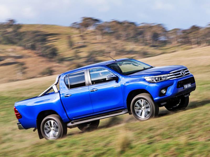 Nueva Toyota Hilux