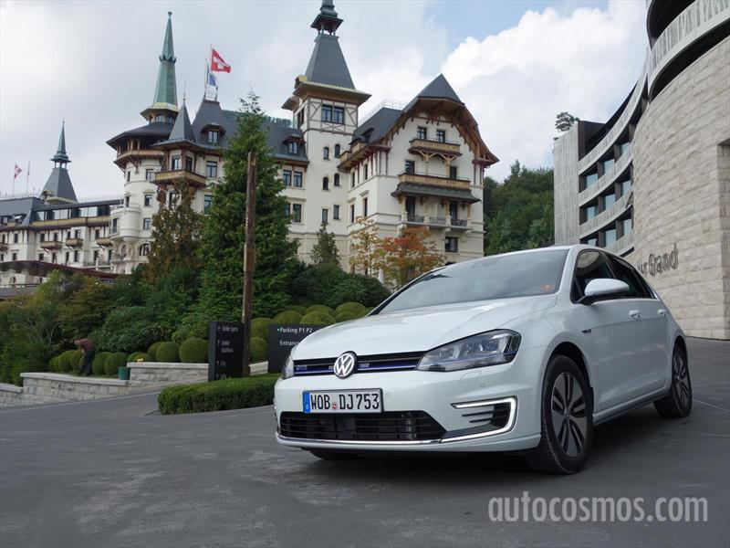 Manejamos el Volkswagen Golf GTE