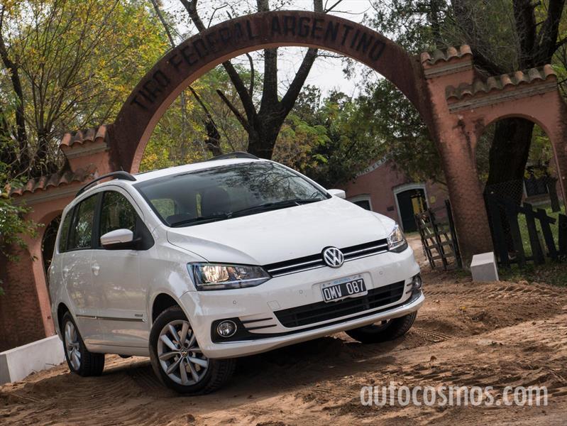 Volkswagen Suran Highline a prueba
