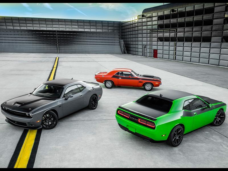 Dodge Challenger T / A 2017