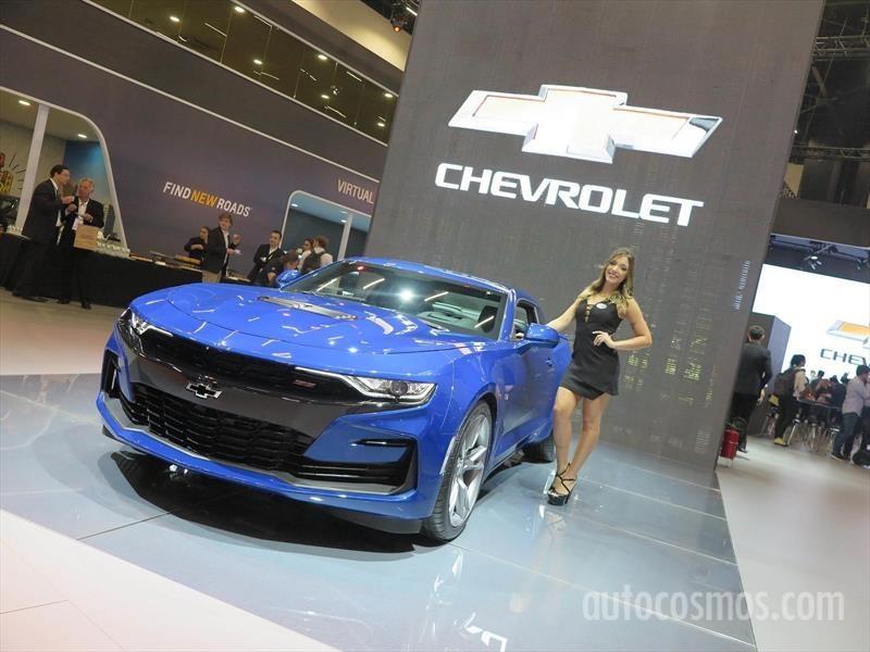 Chevrolet en el Salón de San Pablo 2018