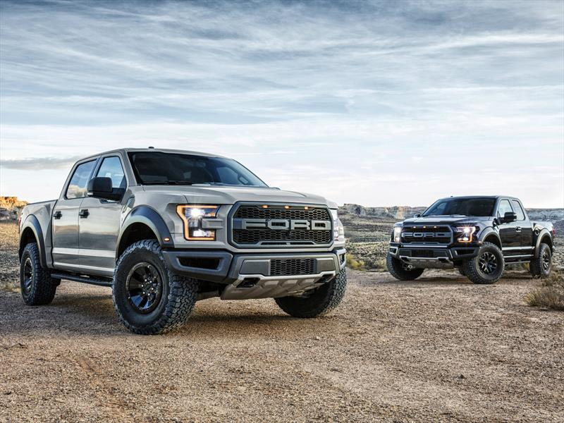 Ford Lobo Raptor SuperCrew 2017