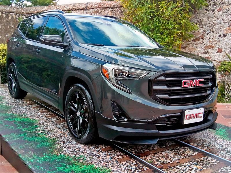 GMC Terrain Black Edition 2018
