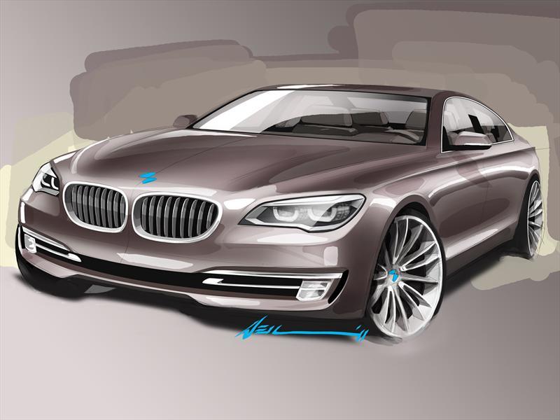 BMW Serie 7 2013