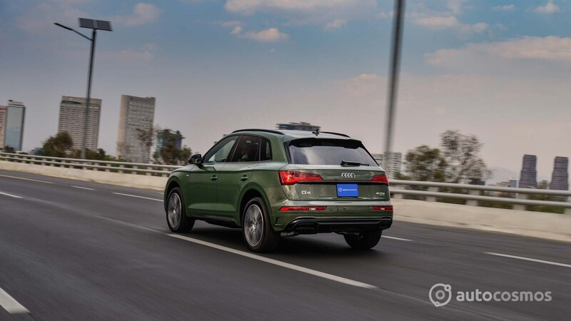 Audi Q5 45 2021 a prueba