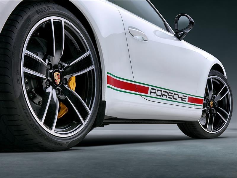 Porsche 911 Carrera S Edición 15 años en México