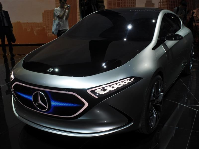 Mercedes-Benz EQA Concept