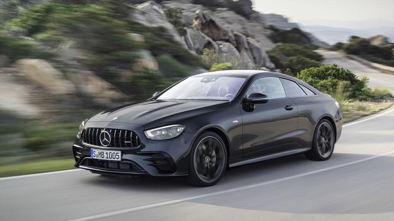 Mercedes-Benz Clase E Coupé 2021