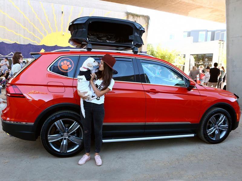 Volkswagen Tiguan Accesories Concept