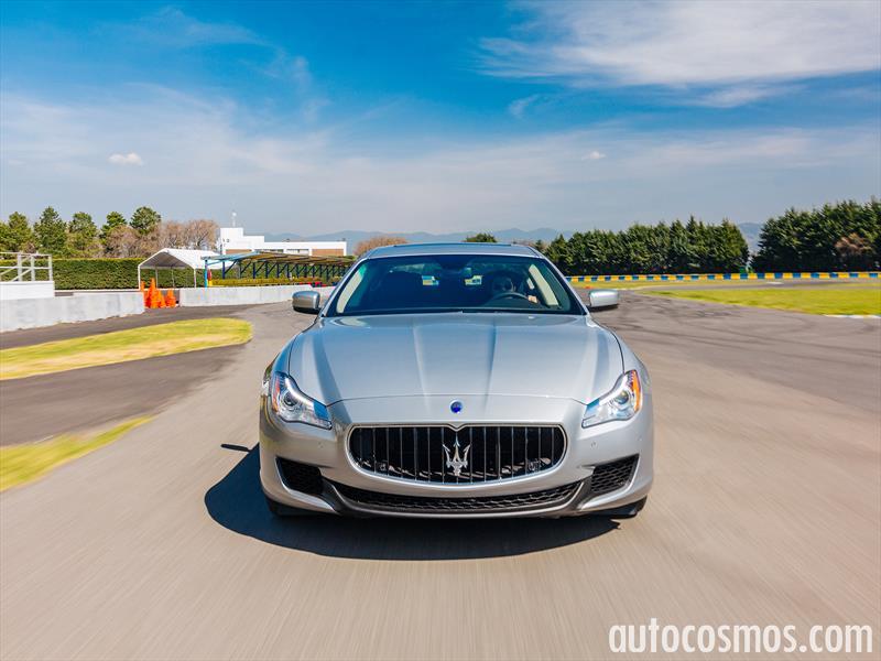 Maserati Quattroporte S Q4 2016