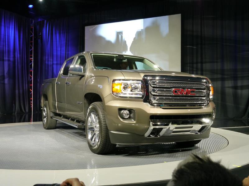 GMC Canyon 2014
