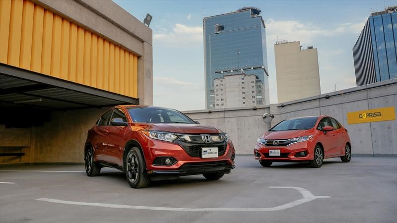 Honda HR-V y Fit 1 Million Edition 2019