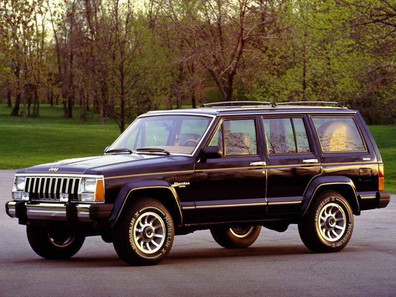 Jeep Cherokee (XJ) 1984-2001