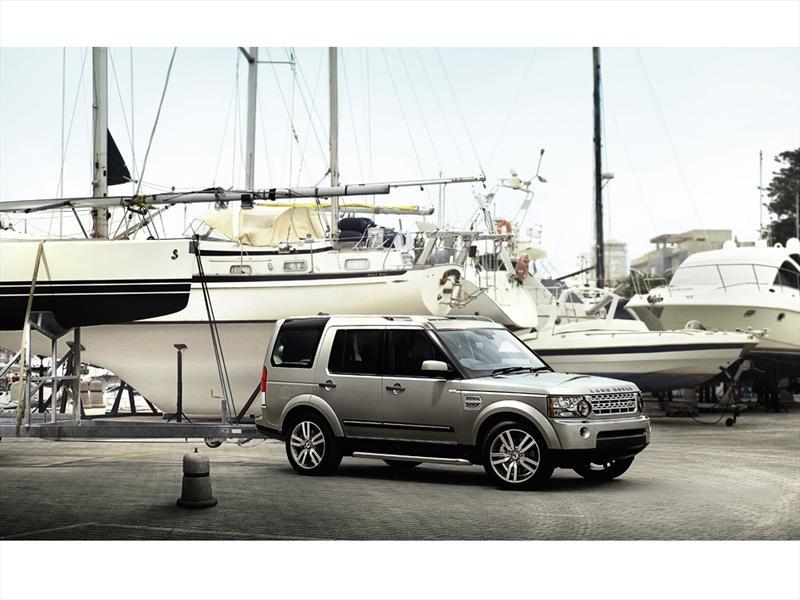 Land Rover LR4 2012