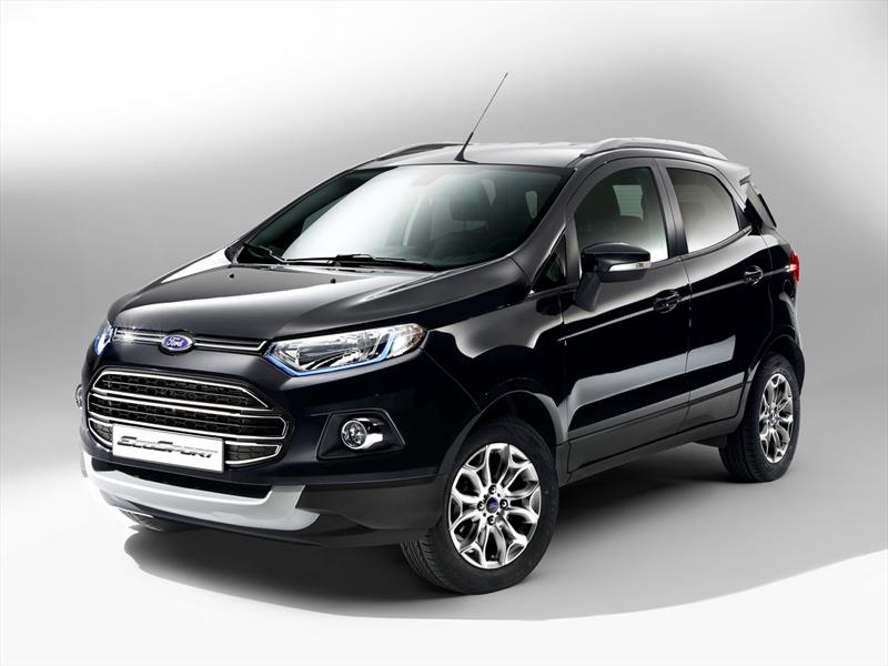 La Ford Ecosport se renueva en Europa