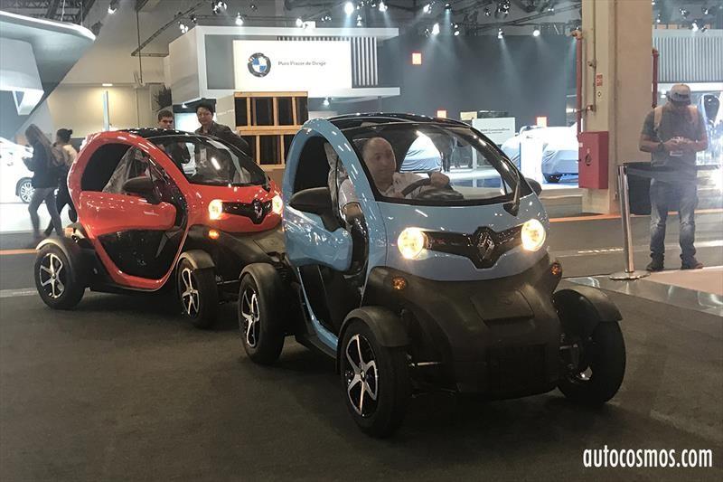 Renault en el Salón de Sao Paulo 2018