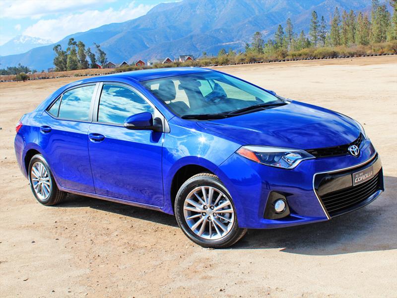 Toyota All New Corolla 2015. Estreno en Chile
