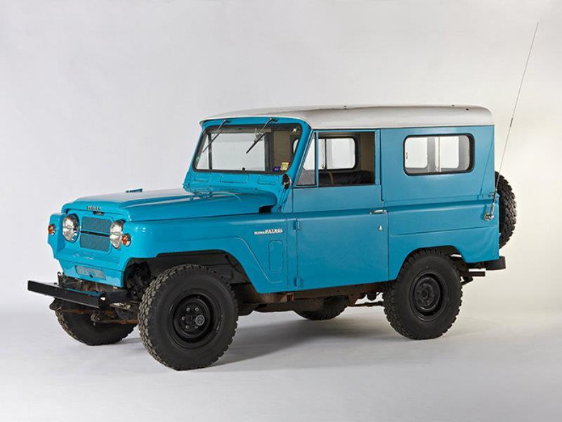 Datsun Patrol 1969